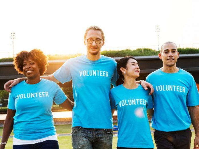 charity organisation volunteer community