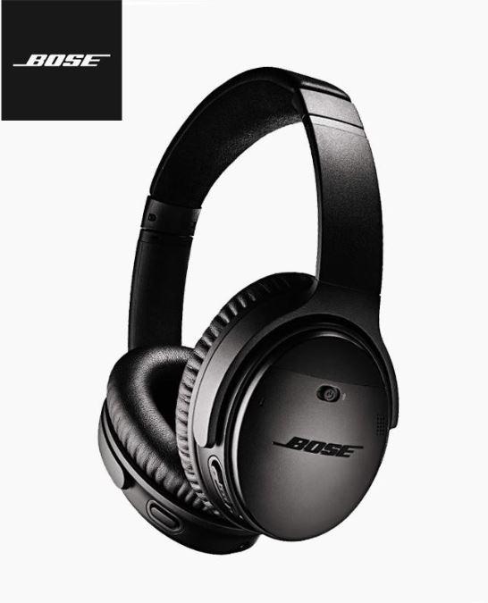 bose quietcomfort 35 II best noise cancelling headphones