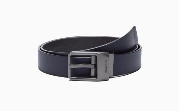 christmas gift ideas 2019 calvin klein men faceted buckle belt