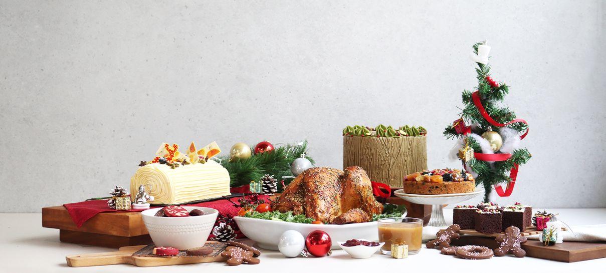 cedele affordable christmas dinner