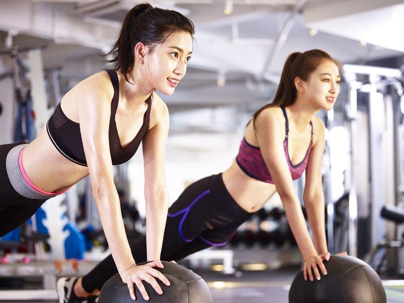 phillip wain ladies gym singapore