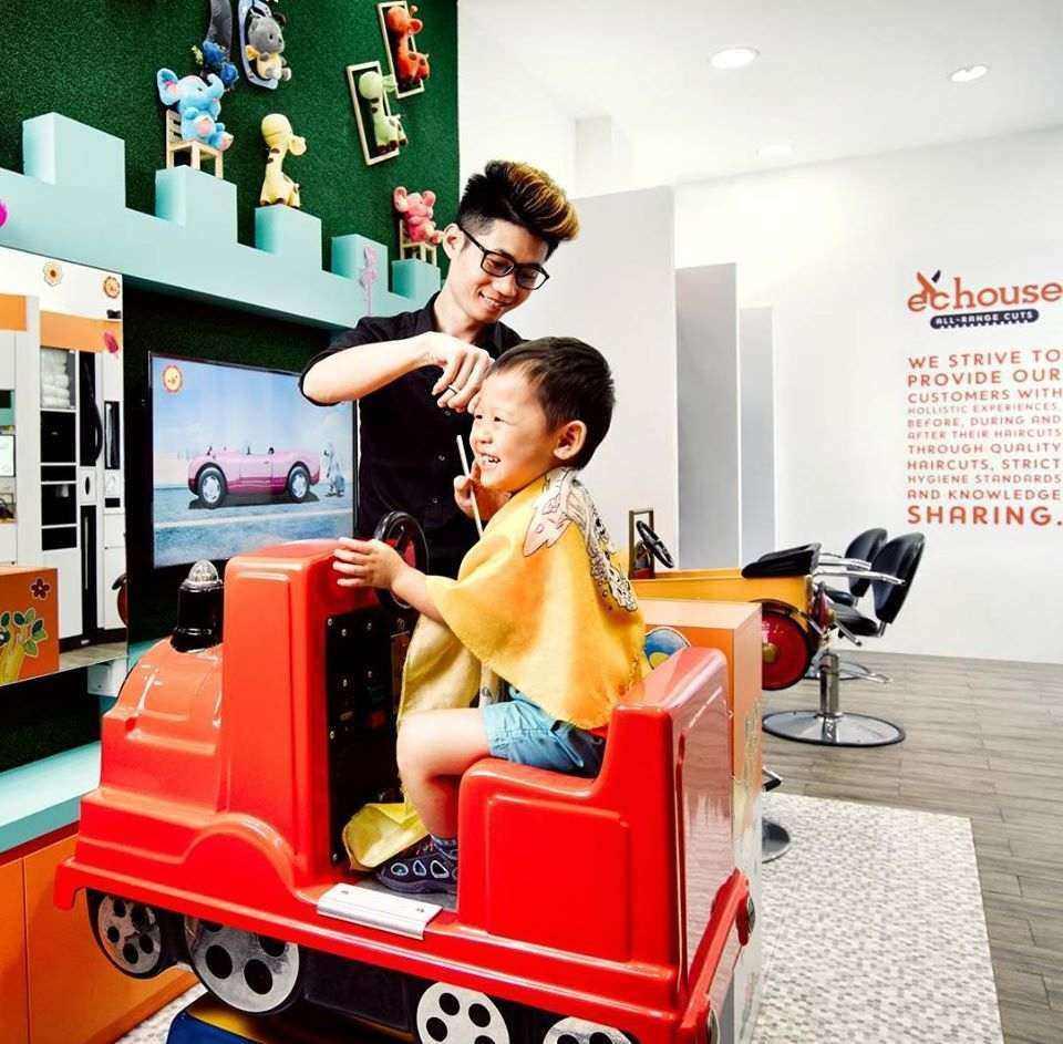 ec house kids corner baby haircut singapore