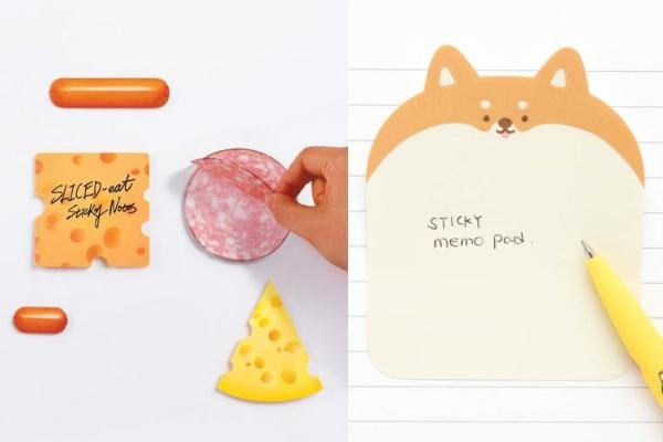 sticky notes secret santa gift ideas