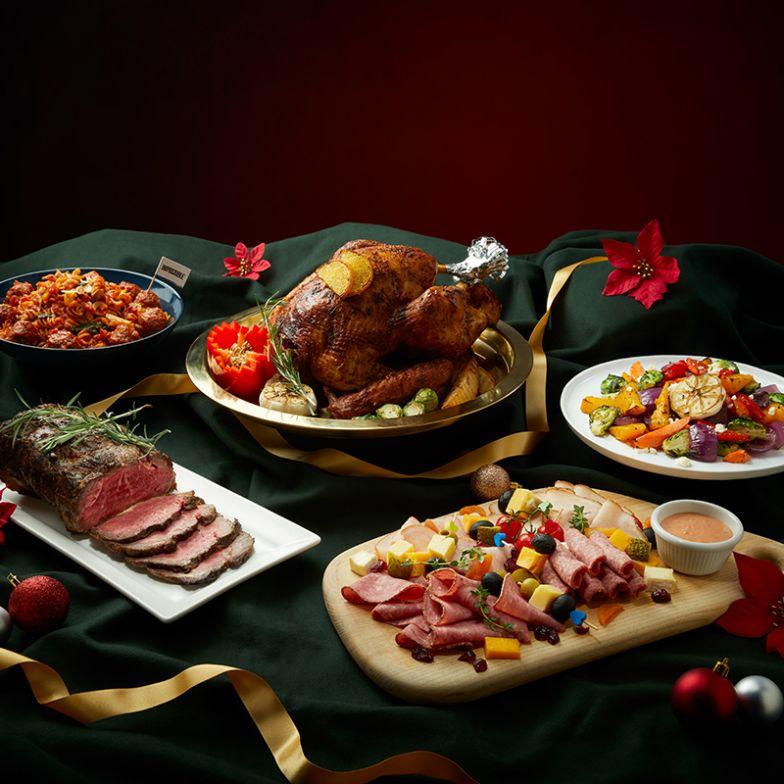swensen's affordable christmas dinner singapore