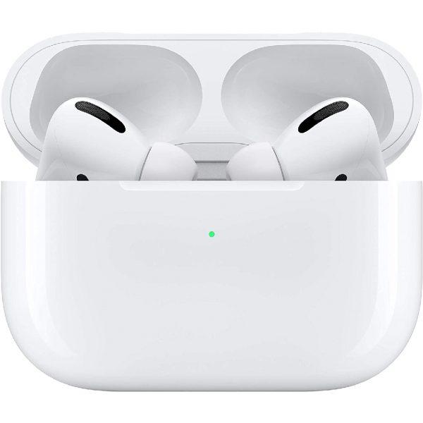 apple airpods pro earpiece wireless headphones