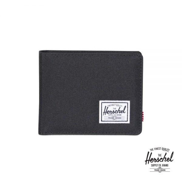 christmas present for brother boyfriend herschel roy wallet black