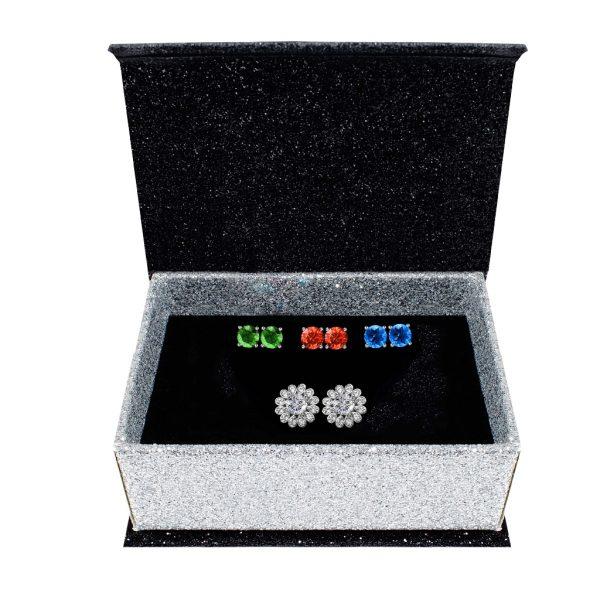 christmas gift idea 2020 gloria earrings set swarovski her jewellery