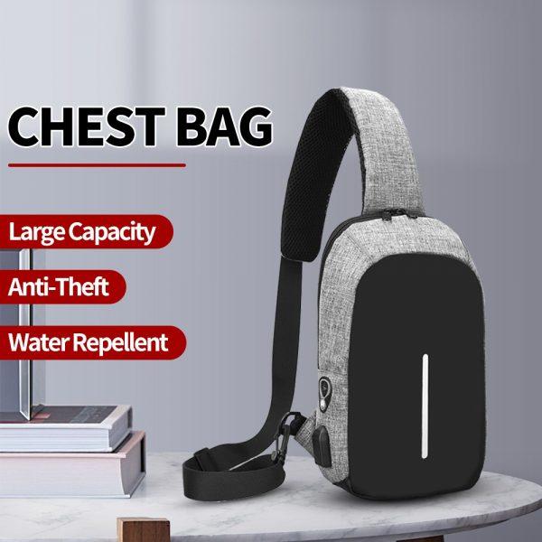 budget christmas gift idea 2020 boyfriend husband anti-theft shoulder bag