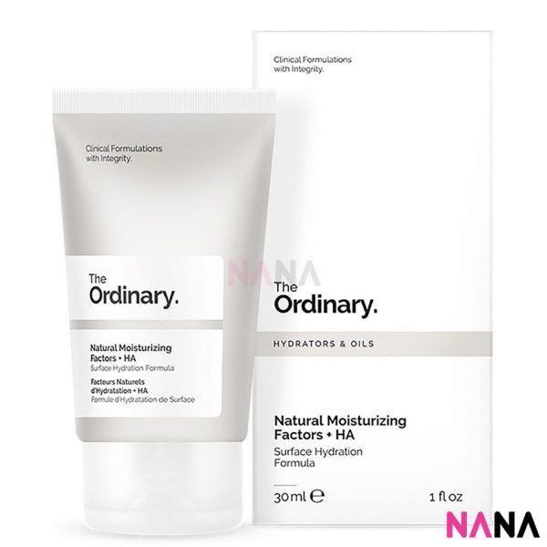 budget christmas gift idea 2020 singapore the ordinary natural moisturising factors + HA