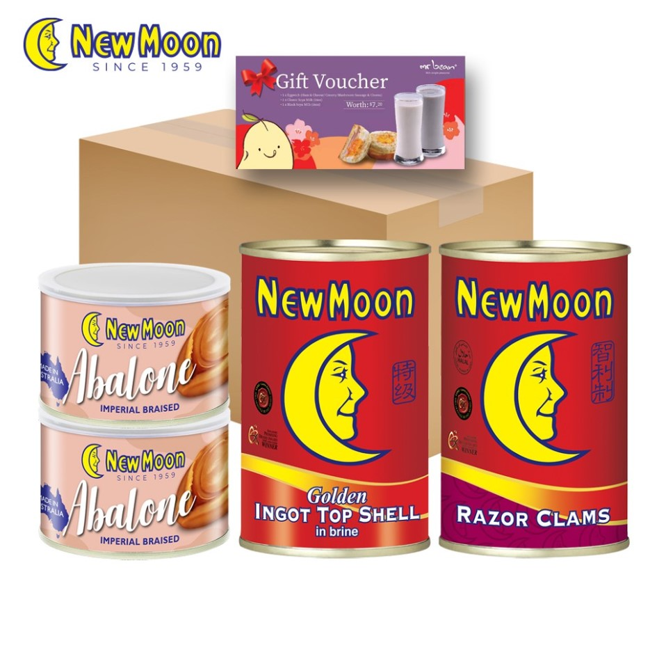 FREE Mr Bean Voucher - New Moon Wealth Bundle (2AU170(BR), GITS, RC)