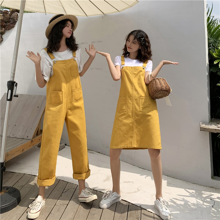 Casual Dungaree
