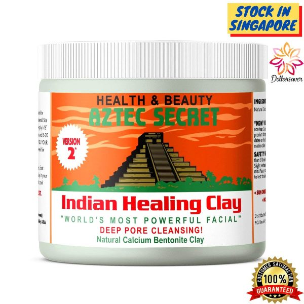 best clay mask aztec healing clay mask