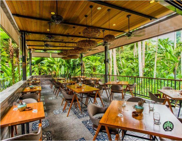 the halia romantic restaurant singapore