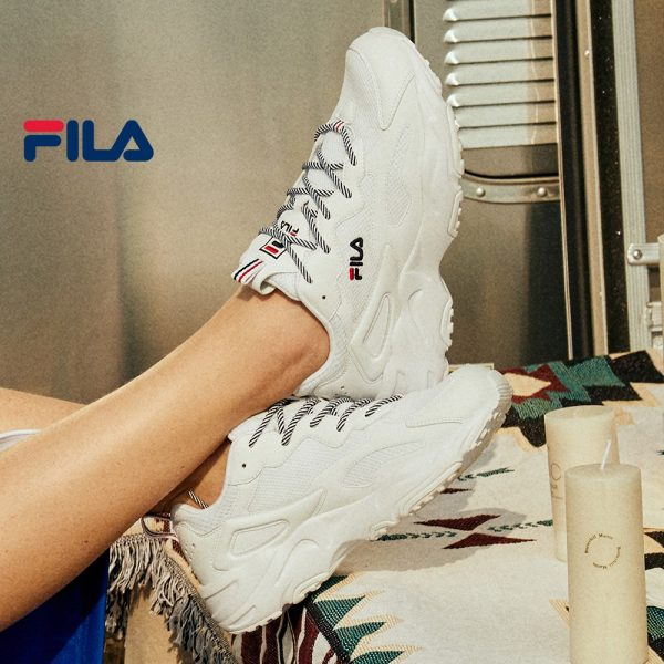 FILA products shoes singapore Women's TRACER Chunky Sneakers
