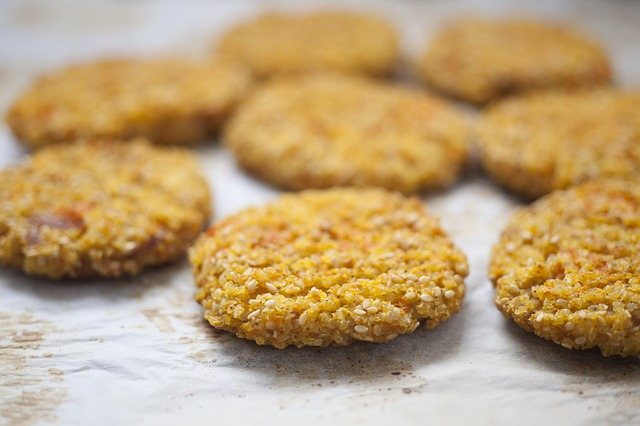 coconut biscuits baking with kids