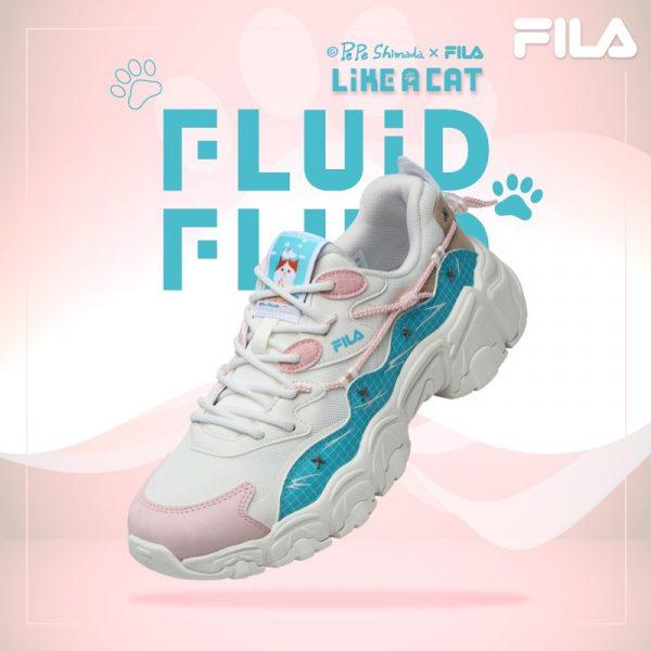 fila products shoes singapore pepe shimada fluid II chunky sneakers