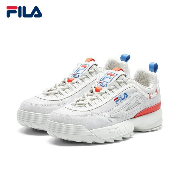 FILA products shoes singapore Men's DISRUPTOR II Chunky Sneakers Grey