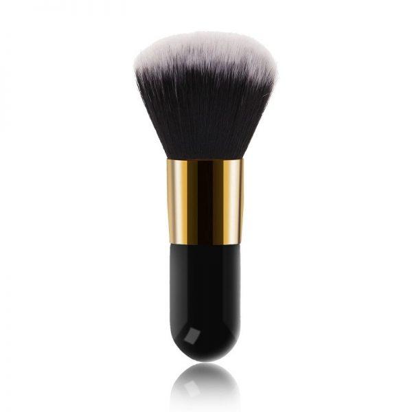 types of makeup brushes powder brush fluffy