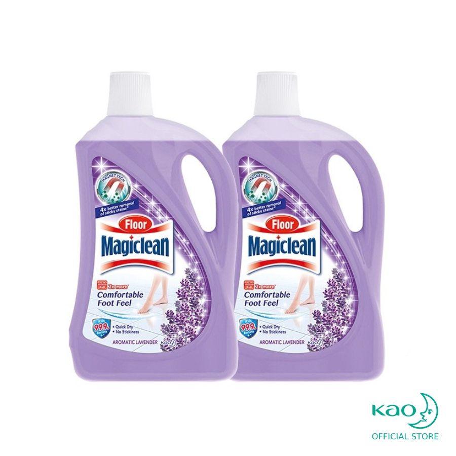 floor magiclean household cleaner