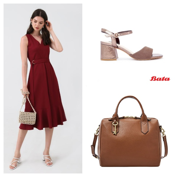 international women's day fashionista dress and accessories