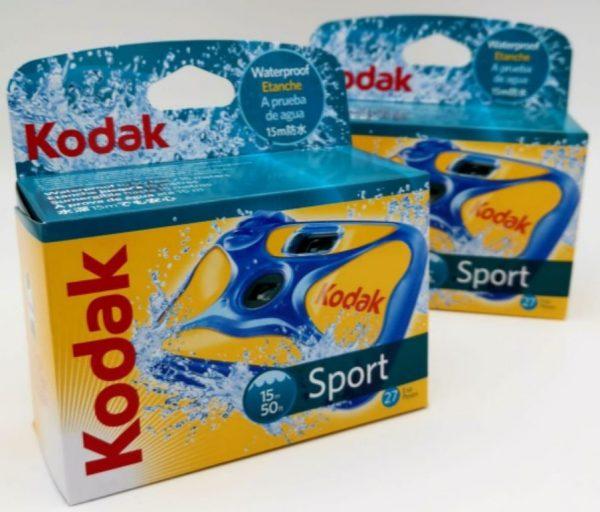 kodak sport underwater best disposable film camera