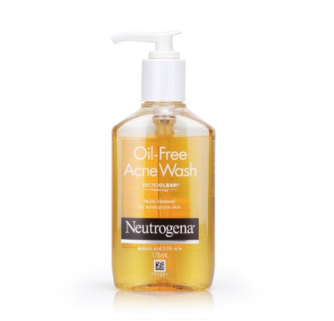 neutrogena oil free acne wash best face washes for men