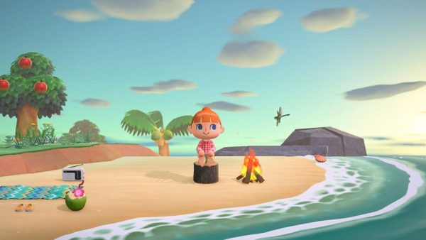 animal crossing new horizons relaxing games like stardew valley