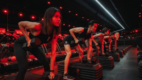 barry's bootcamp hiit class singapore