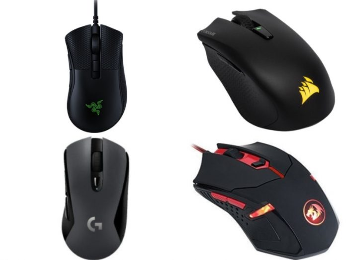 best gaming mouse featured