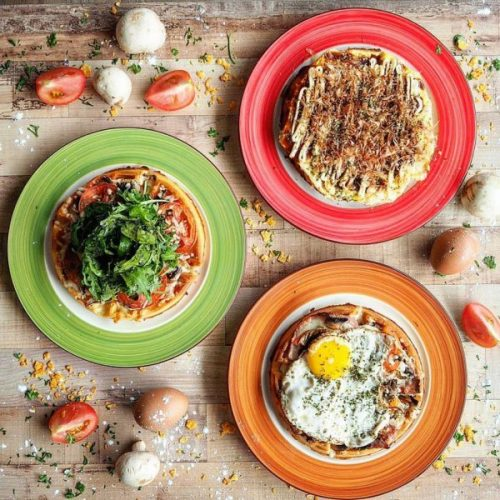 common chefs best savoury waffles in singapore