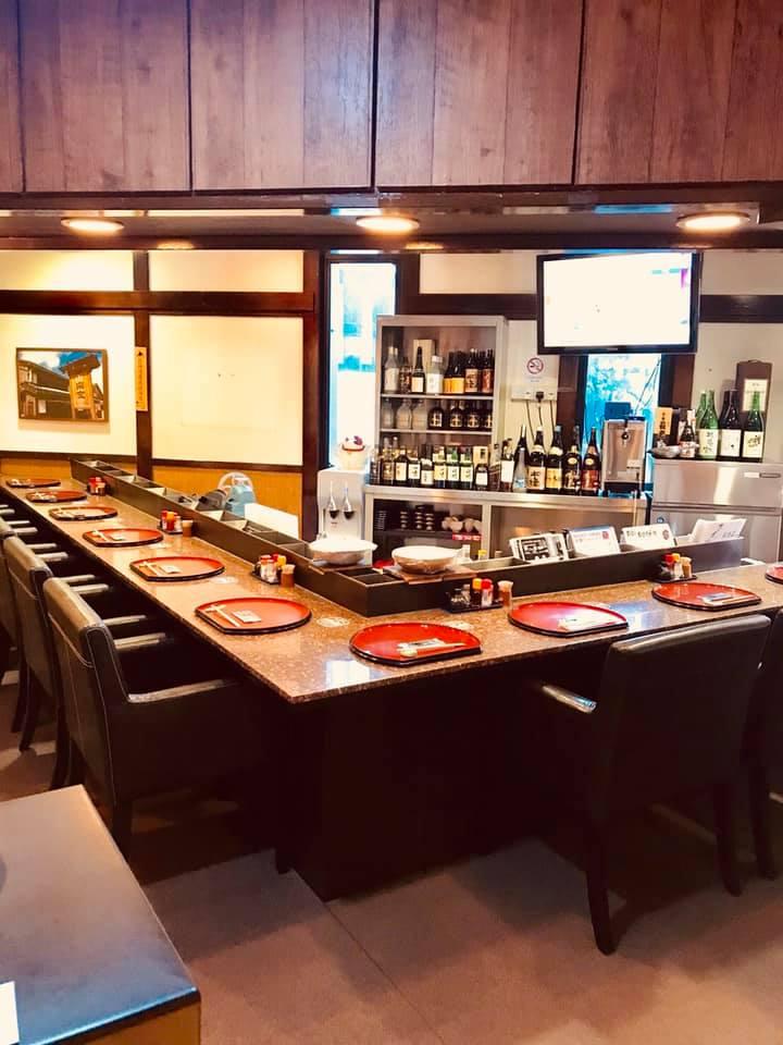 dosukoi sake bar hidden bar singapor