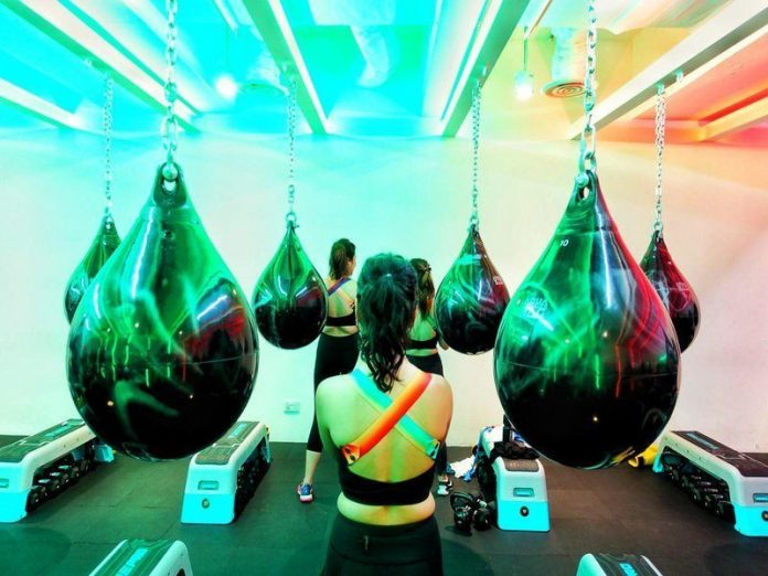 best hiit classes Singapore featured image