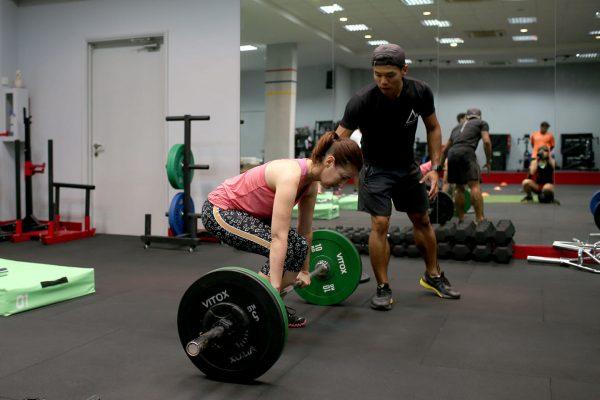 grityard hiit class singapore