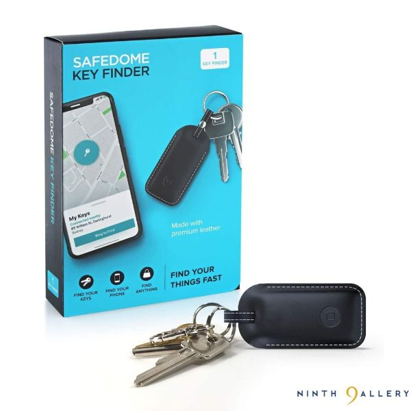 leather key finder mother's day gift idea