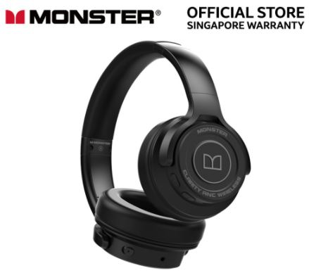 monster anc clarity best noise cancelling headphones