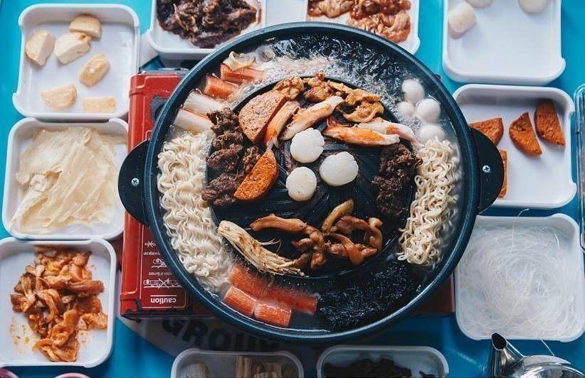best halal mookata in Singapore west area