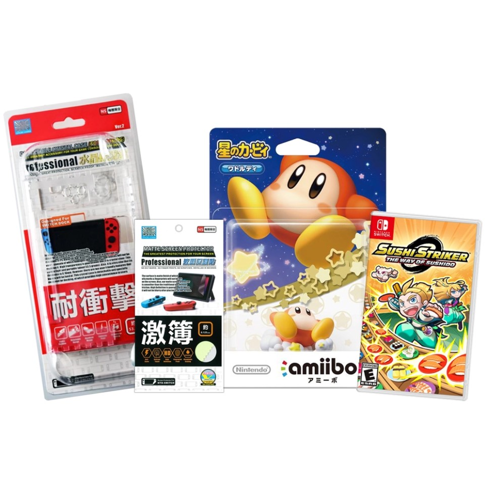 Nintendo Switch Brand Box