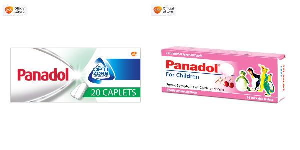 first aid box checklist paracetamol