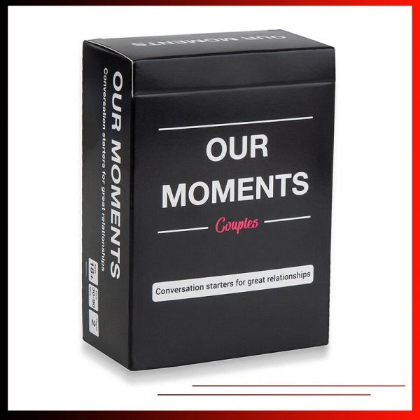 couple card games our moments fun get to know each other