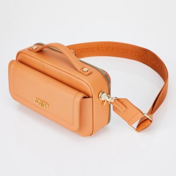 korean bag brands stretch angels flap multi camel panini bag