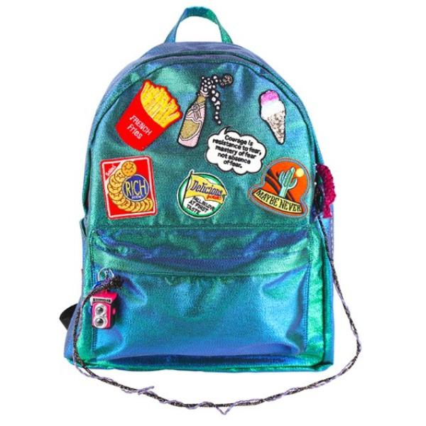 korean backpack brands entre reves guilty pleasure backpack duo chrome