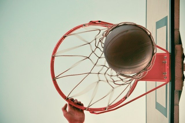 indoor activities for kids at home basketball
