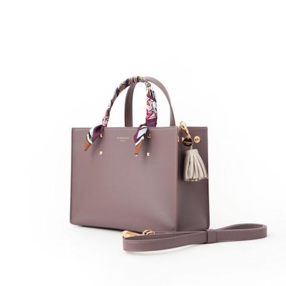 korean bag brands fibreno piccolina bag brown