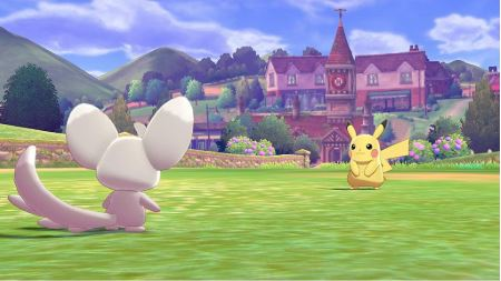 pokemon sword and shield best nintendo switch games