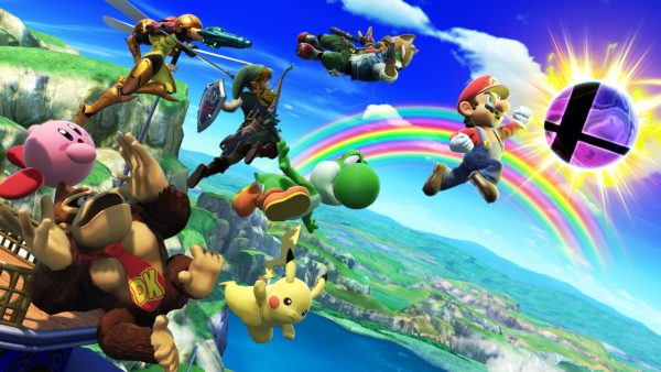 super smash bros ultimate best nintendo switch games casual brawling game