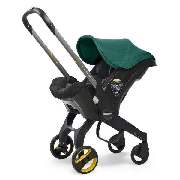 best travel system stroller doona plus