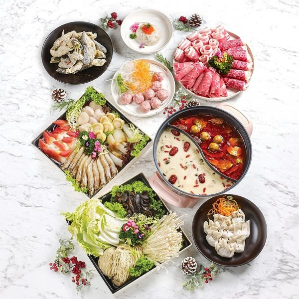 beauty in the pot steamboat delivery singapore hot pot collagen soup