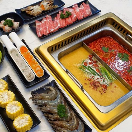 coca restaurant steamboat delivery singapore chinese new year reunion dinner