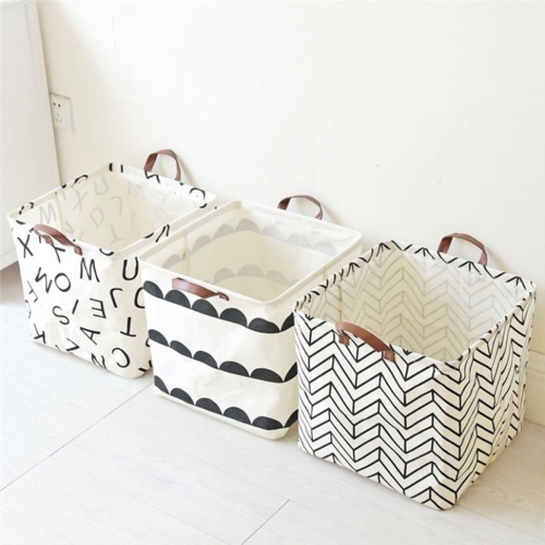 Linen Storage Baskets