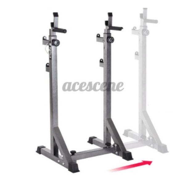 home gym singapore barbell squat rack
